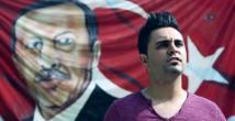 Gurbetçi şarkıcıdan Erdoğana rap klip