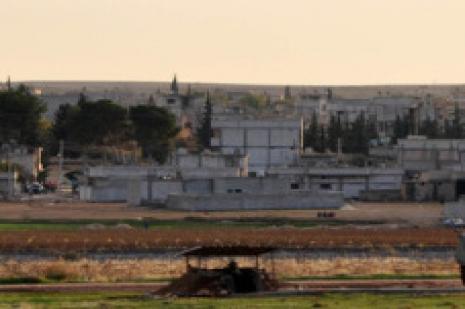 IŞİD ile Kobani'deki çatışmalar sürüyor