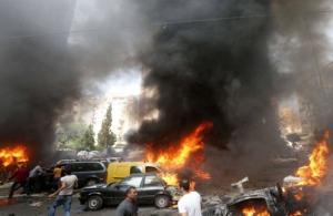 Musul'da intihar saldırısı