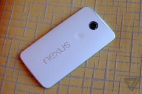 Nexus 6 önizleme