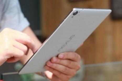 Nexus 9un ilk inceleme videosu