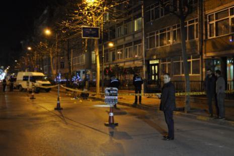 Nişantaşında silahlı saldırı: 2 ölü, 1 yaralı