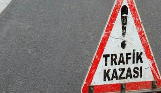 Malatyada trafik kazası: 1 ölü, 4 yaralı