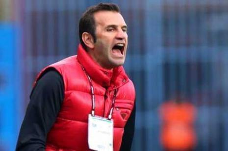 Gaziantepspor Teknik Direktörü Okan Buruk maç sonrası konuştu