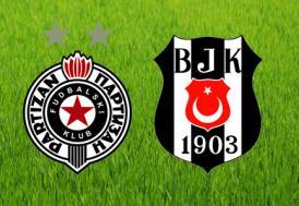 Partizan - Beşiktaş maçı ne zaman, saat kaçta?