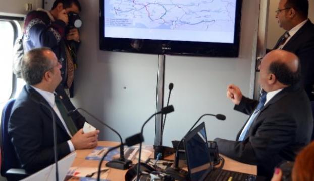 Pendik-Köseköy tren hattı tamamlanıyor