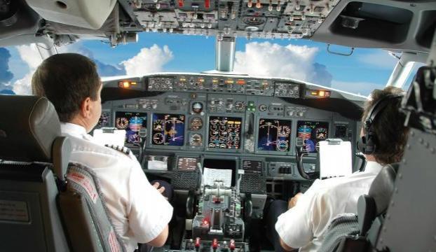 Pilotların haberleşme sistemine artık müzik sesi karışmayacak