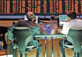 Serbest piyasa güne düşüşle başladı