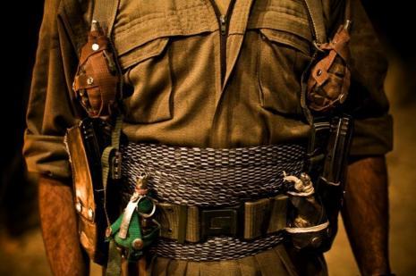 MİT: PKKnın elinde kimyasal silah var