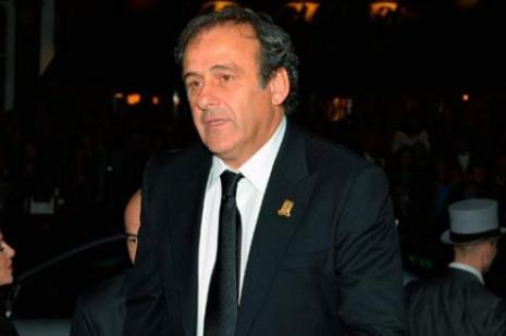 """Platini'den FIFA'ya """"şeffaflık çağrısı"""""""