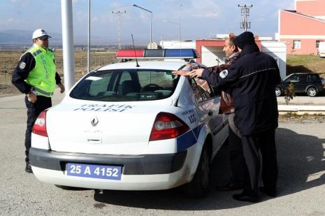 Polis, aramayla ilgili belge verecek