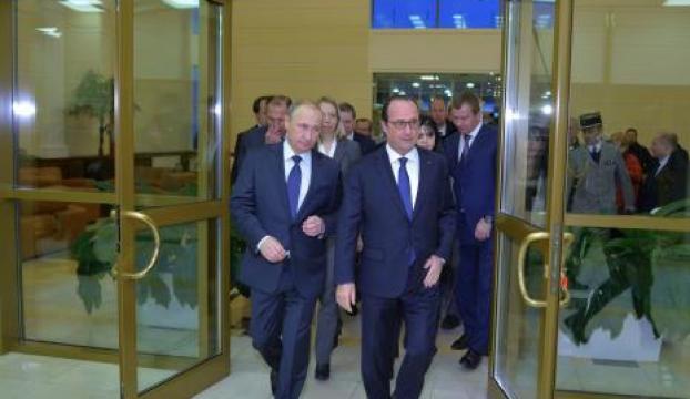 Putin Ukrayna için adım attı