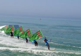 PWA Windsurf Dünya Kupası, Türkmenistan'da yapılacak