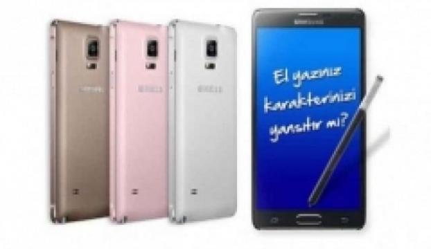 Samsung Electronics, tüketicilerinin el yazısına göre karakter analizi yapıyor