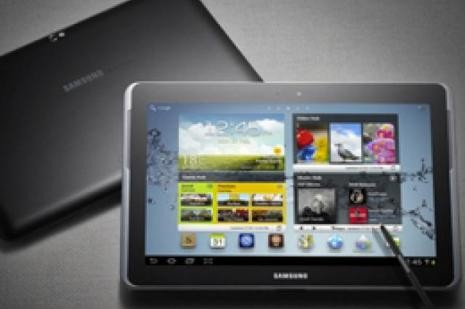 Samsung'un 2013 yılı tablet yol haritası