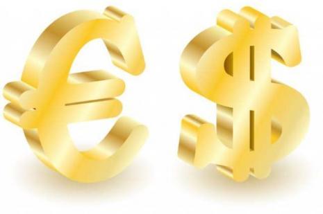 Dolar günü 2,233 TL, Euro 2,831 TL'den kapattı