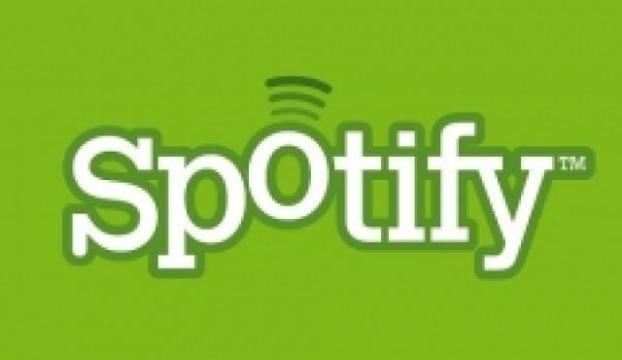 Spotify yeni görünümüyle iPadde