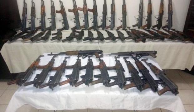 Silahlar PKKya gidecekti
