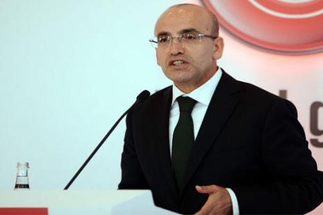 Maliye Bakanı Mehmet Şimşek gündeme ilişkin açıklamalarda bulundu