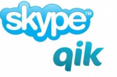 Skype Qik meydan okuyor