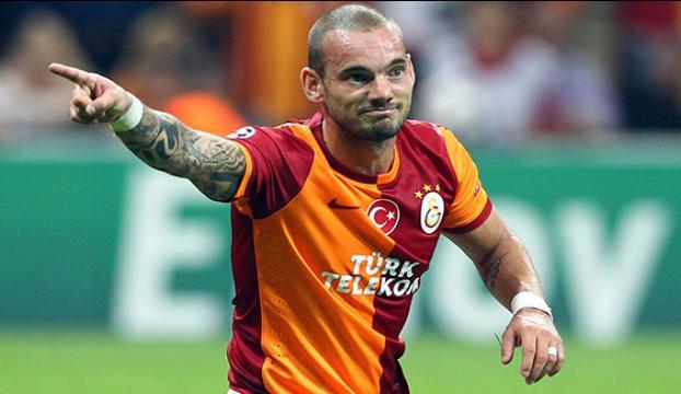 Sneijder Fenerbahçeye gidebilir