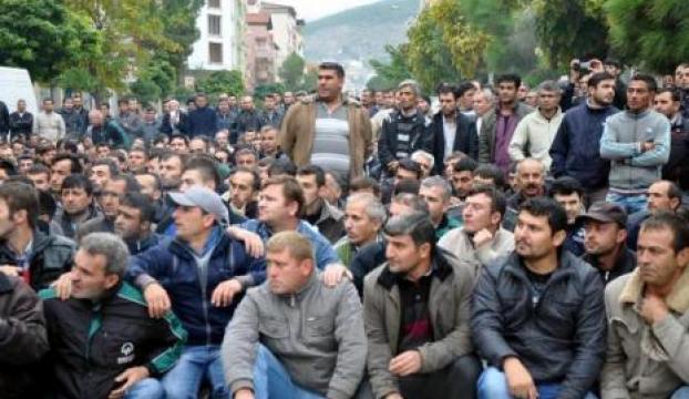 Somada 2 bin 800 işçinin işine son verildi
