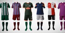 2015 Süper Lig formaları yayınlandı