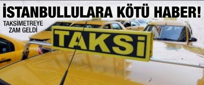 İstanbullulara kötü haber