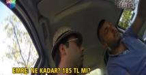 Taksicilerin turistleri nasıl dolandırdığı görüntülendi