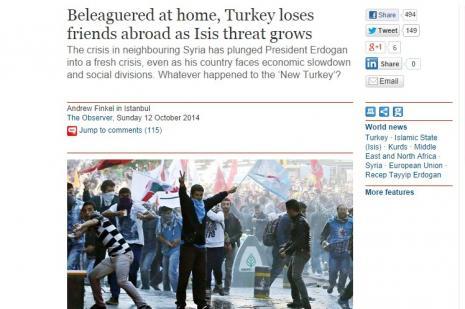 Türkiye dostlarını kaybediyor