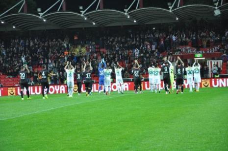 """Bursaspor'dan """"gol """" show !"""