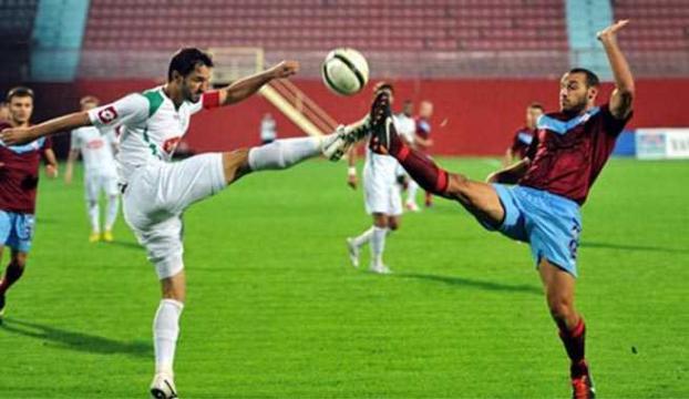 Trabzonspor ile Torku Konyaspor, 27nci randevuda