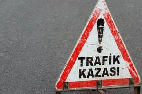 Yozgatta trafik kazası: 3 yaralı