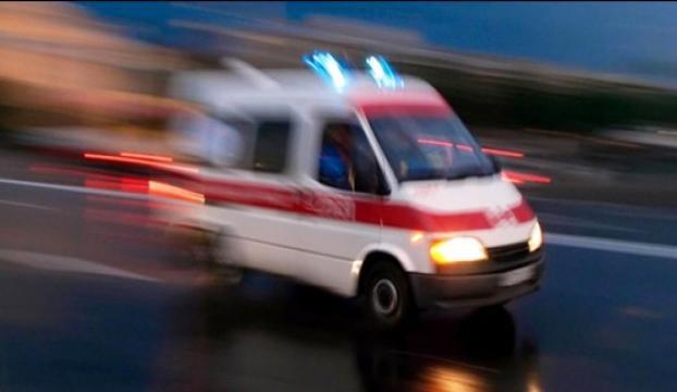 Gaziantepte trafik kazası: 1 ölü 1 ağır yaralı