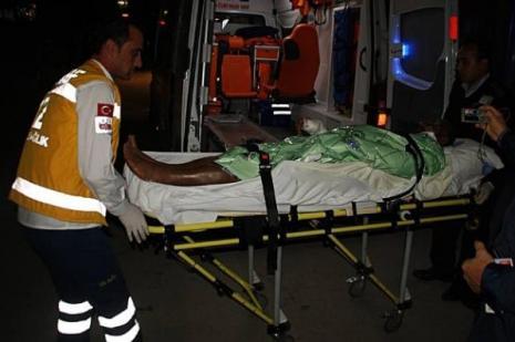 Tüp patladı: 2si ağır 4 yaralı