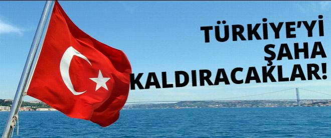 Türkiye'yi şaha kaldıracaklar!
