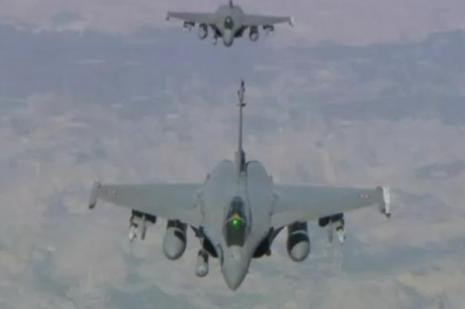 Türkiye istihbarat veriyor IŞİD vuruluyor