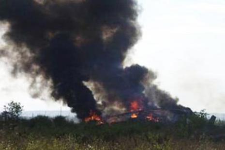Ermenistan helikopterini vurdular