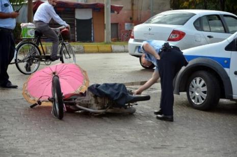Polis her yerde onu arıyor