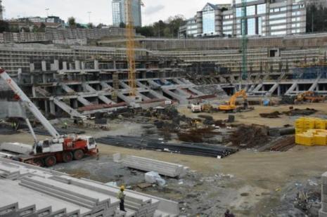 Vodafone Arena'da Incelemeler Tamamlandı