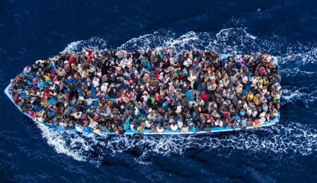 Akdenizde göçmen trajedisi