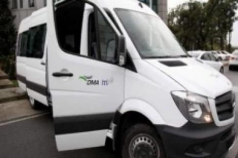 yüzde 100 elektrik enerjisiyle çalışan yerli minibüsü test edildi