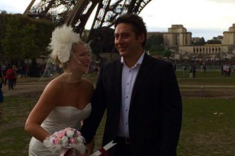 Zahide Yetiş evlendi