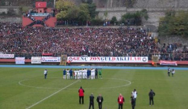Zonguldak Kömürspor, Süper Lig takımlarını solladı