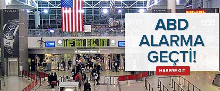 ABD'den Ebola'yla mücadelede havalimanı tedbiri